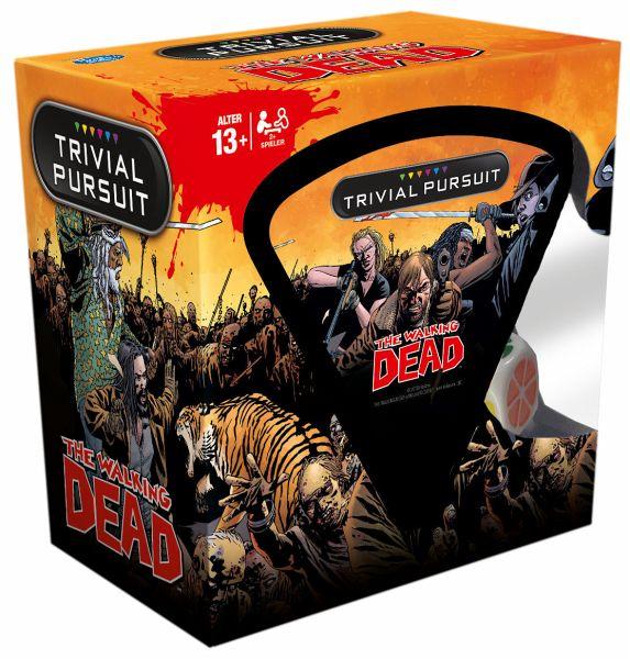 Winning Moves WIN11446 - Trivial Pursuit The Walking Dead, Quizspiel