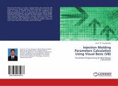 Injection Molding Parameters Calculation Using Visual Basic (VB)