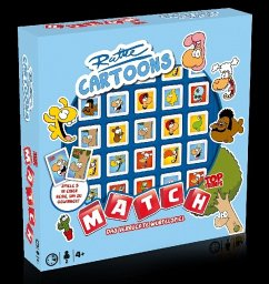 Top Trumps Match Ruthe Cartoons (Spiel)
