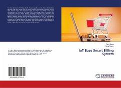 IoT Base Smart Billing System