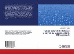Hybrid Solar still : Detailed analysis by Exper...