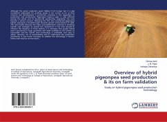 Overview of hybrid pigeonpea seed production & ...