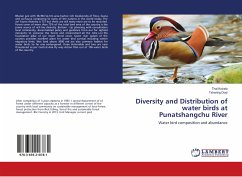 Diversity and Distribution of water birds at Pu...