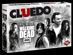 Cluedo The Walking Dead AMC (Spiel)