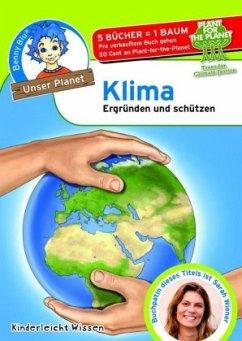 Benny Blu, Unser Planet - Klima - Richter, Tino; Wirth, Doris
