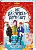 Das Karamell-Komplott / Die wunderlichen Abenteuer des Archie McEllen Bd.1