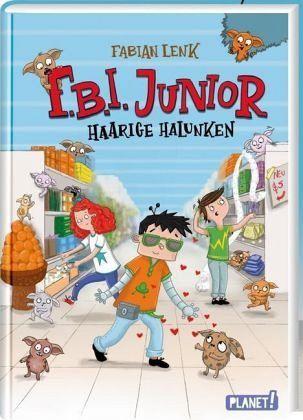Buch-Reihe F.B.I. junior