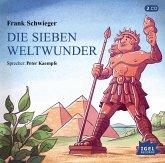 Die sieben Weltwunder, 2 Audio-CDs