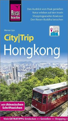 Reise Know-How CityTrip Hongkong - Lips, Werner