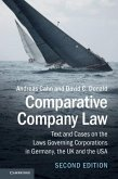 Comparative Company Law (eBook, ePUB)