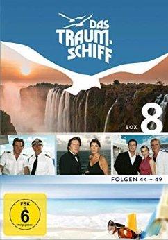 Das Traumschiff 8 DVD-Box