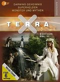 Terra X – Edition Vol. 11: Darwins Geheimnis / Superhelden / Monster und Mythen