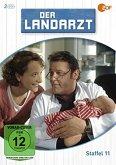 Der Landarzt - 11. Staffel DVD-Box
