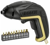 Bosch IXO V gold & black 06039A800L