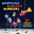 Marvelous Makeable Monsters (eBook, ePUB)