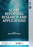 Score Reporting Research and Applications (eBook, PDF)