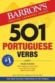 501 Portuguese Verbs (eBook, ePUB)