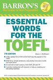 Essential Words for the TOEFL (eBook, ePUB)