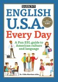 English U.S.A. Every Day With Audio (eBook, ePUB)