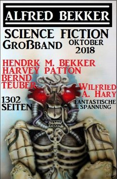 Science Fiction Großband Oktober 2018 ? 1302 Se...