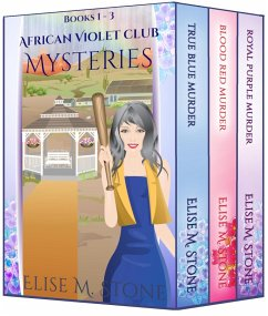 African Violet Club Mystery Collection Books 1 ...