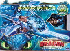Spin Master Dragons Giant Fire Breathing Toothless