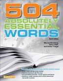 504 Absolutely Essential Words (eBook, ePUB)