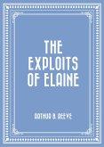 The Exploits of Elaine (eBook, ePUB)