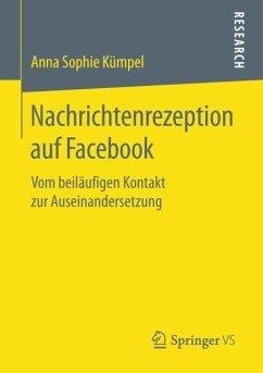 Nachrichtenrezeption auf Facebook