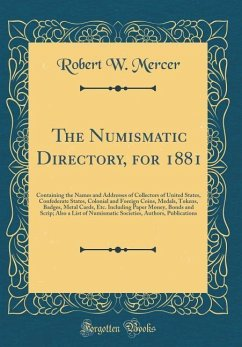The Numismatic Directory, for 1881