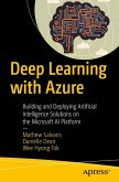Deep Learning with Azure (eBook, PDF)