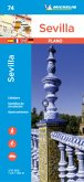 Sevilla - Michelin City Plan 74
