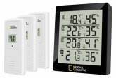 National Geographic Thermo- Hygrometer 4 Messbereiche