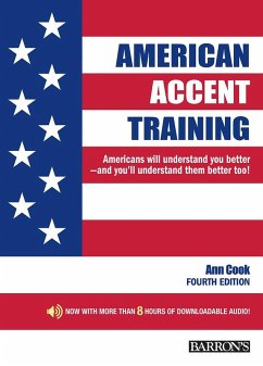 American Accent Training With Audio (eBook, ePUB) - Cook, Ann