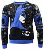 Batman: In the Shadows Xmas Pullover, Größe XL, Strickpullover