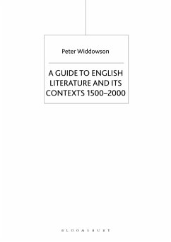 The Palgrave Guide to English Literature and Its Contexts (eBook, PDF) - Widdowson, Peter
