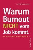 Warum Burnout nicht vom Job kommt (eBook, ePUB)
