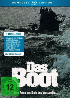 Das Boot - Complete Edition BLU-RAY Box