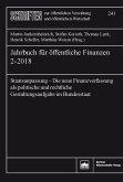 Jahrbuch für öffentliche Finanzen 2-2018 (eBook, PDF)