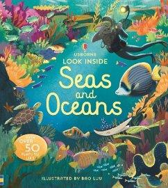 Look Inside Seas and Oceans - Cullis, Megan