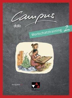 Campus C neu 2 Wortschatztraining - Butz, Johanna; Sengewald, David