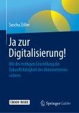 Ja zur Digitalisierung!
