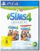 Die Sims 4 plus Hunde und Katzen Bundle (PlayStation 4)