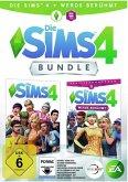 Die Sims 4 plus werde berühmt Bundle, Download Code in a Box (kein Datenträger)