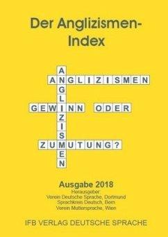 Der Anglizismen-Index 2018