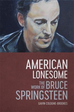 American Lonesome (eBook, ePUB) - Cologne-Brookes, Gavin
