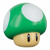 Super Mario Mushroom 3D Leuchte 1 Up grün