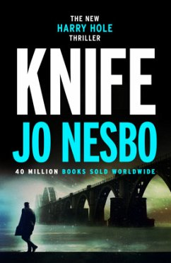 Knife - Nesbo, Jo