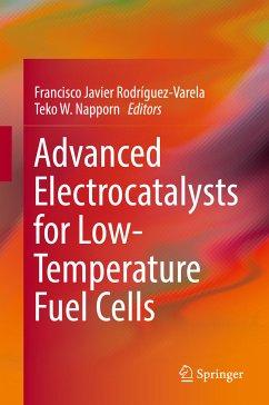 Advanced Electrocatalysts for Low-Temperature Fuel Cells (eBook, PDF)