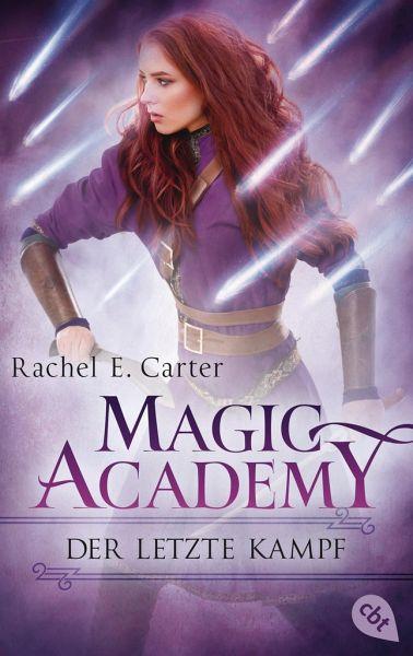 Buch-Reihe Magic Academy